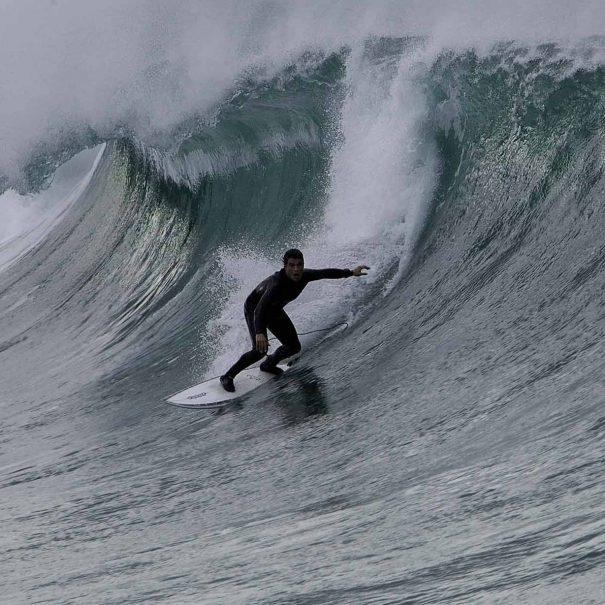 Borja Ibarra Escuela de surf los locos 6