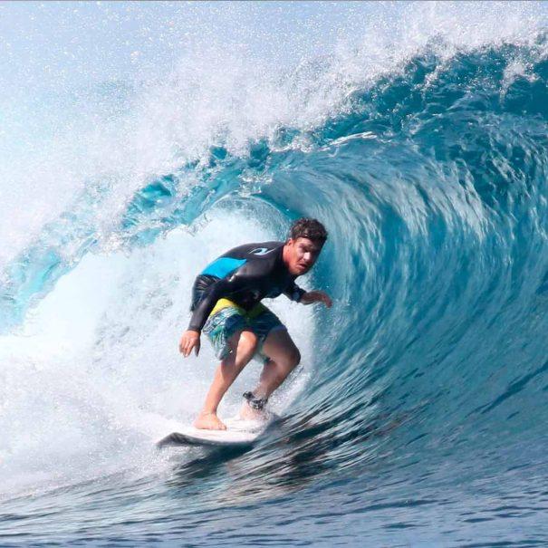 Borja Ibarra Escuela de surf los locos 7